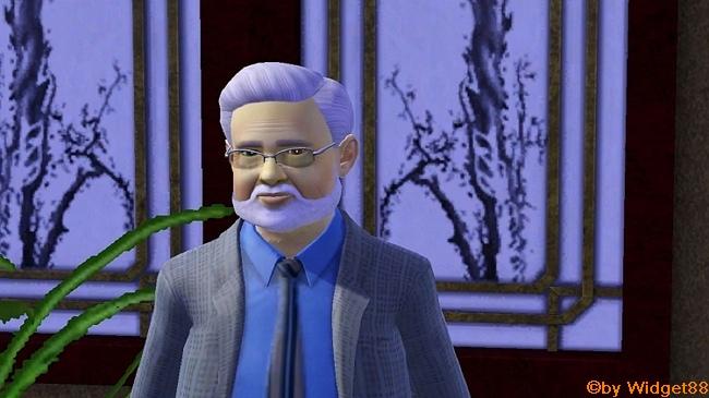 Alfons Schnapp – Sims 3