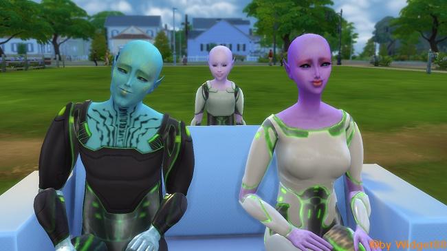 Familie Astral