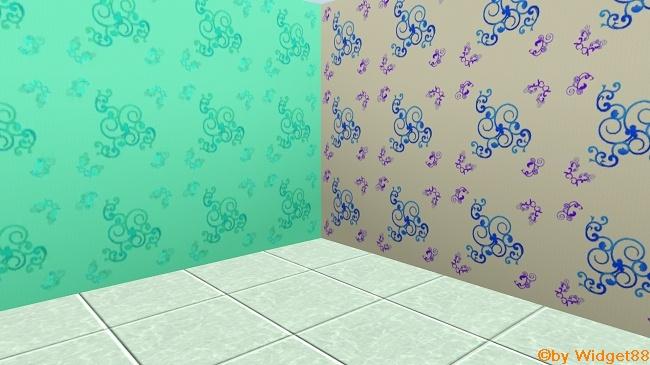 Florales Ornament 1 – Sims 3