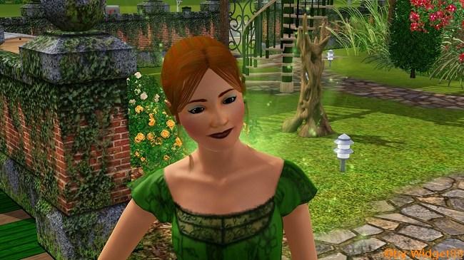 Jasina Greenwood – Sims 3