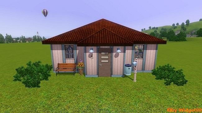 Mannis Kochhaus – Sims 3