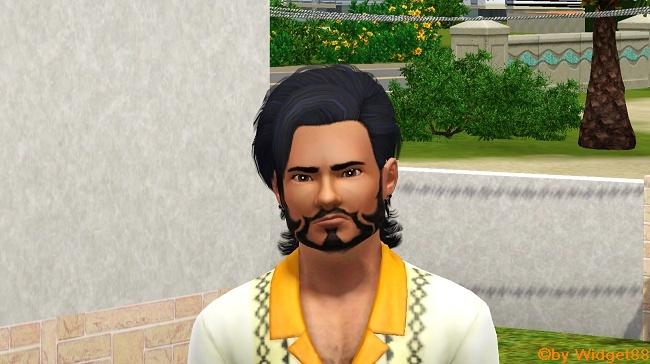 Marcello Arancione – Sims 3