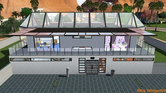 Modernica – Sims 3