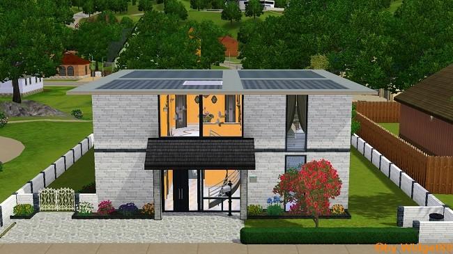 Quadrato-Umbau – Sims 3