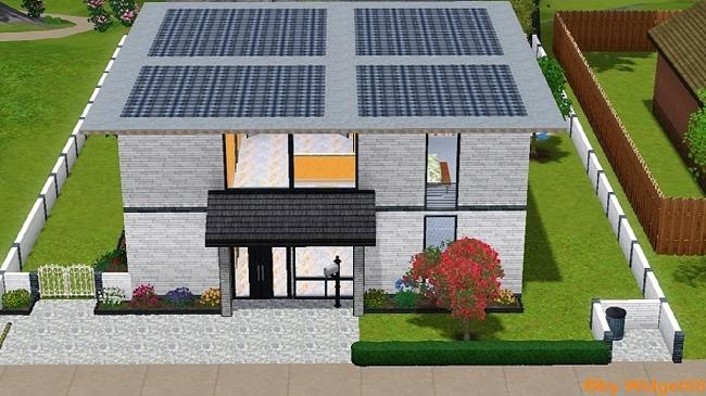Quadrato – Sims 3