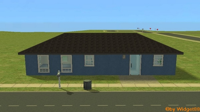 Start ins Blaue – Sims 2