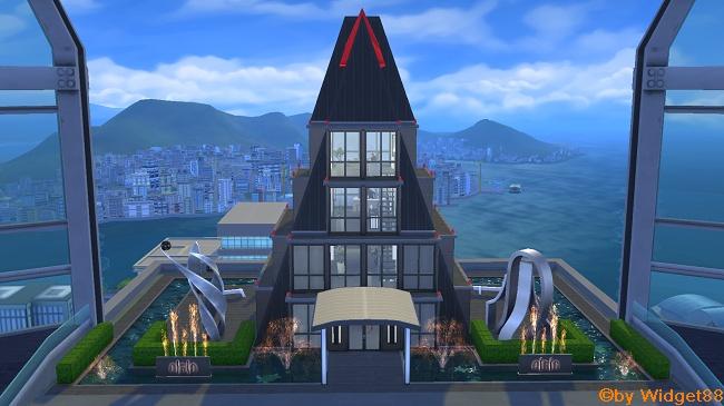 The Sky Diner