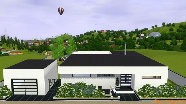 White Line – Sims 3