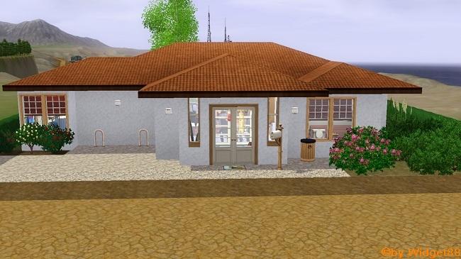 White Oasis – Sims 3