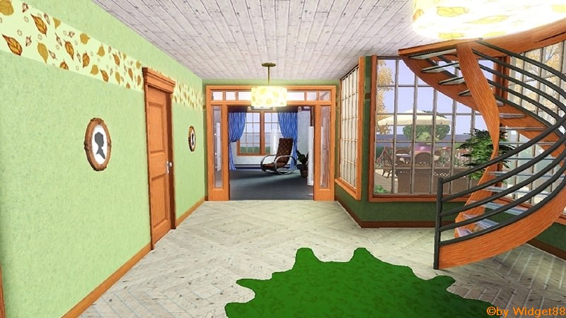 Mediterranes Haus – Sims 3 – Widgets SIMSeritis