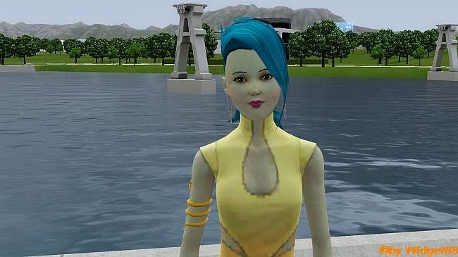 Brenda Rap-Unzel – Sims 3