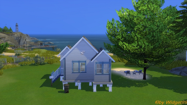 Tiny Beachhouse