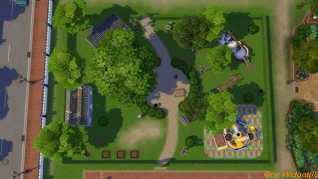 Playground – Comm. Garden