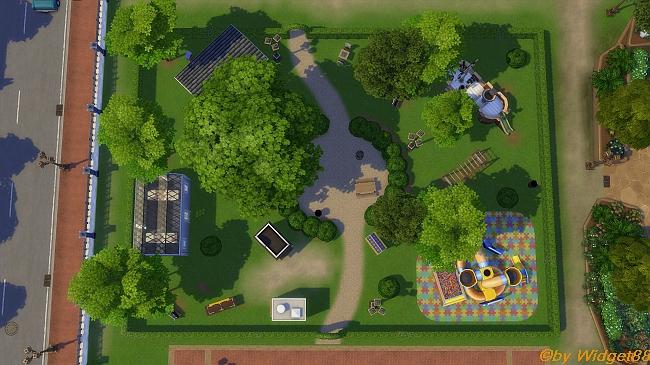 Playground – Marketplace