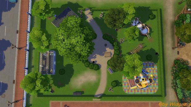 Playground – Prod. Area